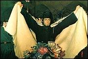 DIE LEGENDE DER FESTUNG SURAM (1984)