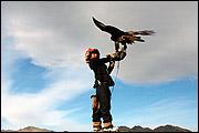 DIE STIMME DES ADLERS The Eagle Hunter's Son