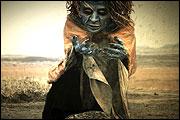 Old Woman of Beara Irland